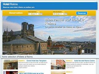 Visiter Reims et réserver un hôtel de qualité