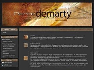 Demarty : Création d'intérieur, peinture et platrerie