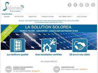Solorea, le renouveau du solaire photovoltaïque