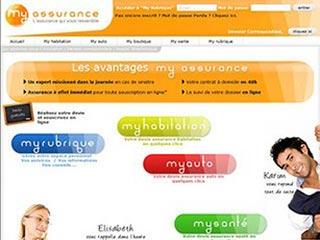 My Assurance, l'assurance qui vous ressemble