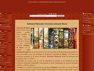 Artisanat Marocain bijoux