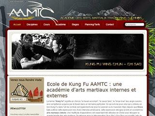 AAMTC, apprendre le self defense et arts martiaux sur paris