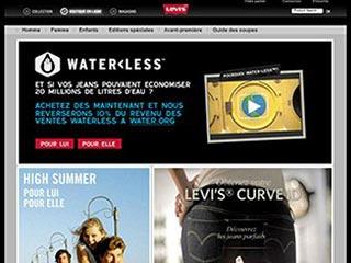 Levi's, la boutique en ligne officielle de la marque