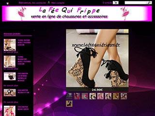 La Fée qui Frippe - Boutique en ligne de chaussures et accessoires
