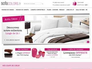 Sofacolors, le site incontournable pour habiller sa maison