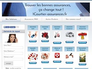 Assurance | Votre assurance avec 1courtier-assurances.fr