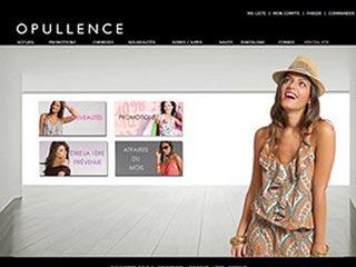 Opullence, mode et vêtements pour femmes