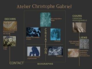Atelier Christophe Gabriel : Cours de Peinture et de dessin à Paris 13