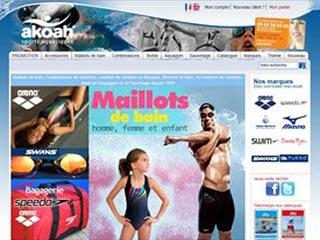 Akoah, la boutique des Sports Aquatiques