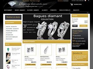 Elegancy diamants : Achat émeraude, Rubis et bijoux pierres précieuses