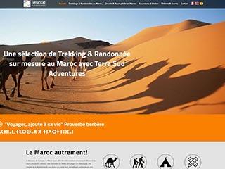 Balade de chameaux et découverte du sud