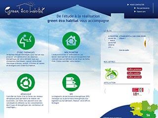 Green Eco Habitat, bureau d'étude thermique à Vannes
