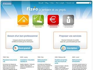 Fizeo 4 devis gratuits en quelques clics