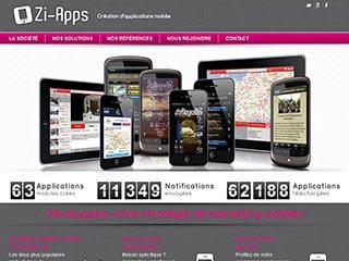 ZiApps : Marketing mobile en bretagne