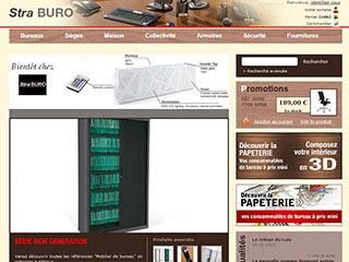Straburo, le mobilier de bureau aux abords de Strasbourg