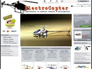 Helico-radiocommande, spécialiste en hélicoptère radiocommandé