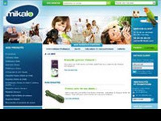 Mikalo : Vente produits vétérinaires en ligne