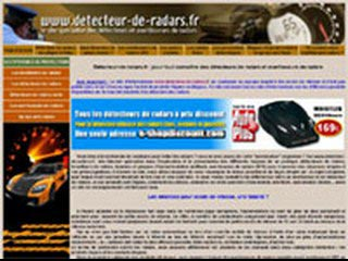 Détecteur de radars.fr : Toutes les informations