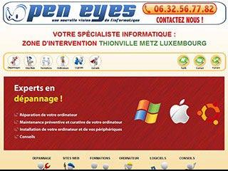 Open Eyes, spécialiste informatique Thionville Metz