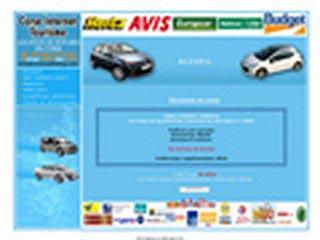 Corse Internet Tourisme, Location de voitures