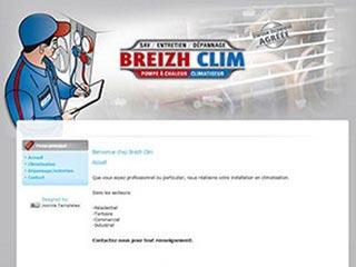 Breizh Clim, climatisation en bretagne