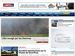 Info la Réunion, actualités de l'île de la Réunion en image