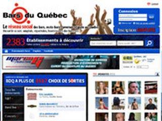 Bars du Quebec : Bars & Cocktails