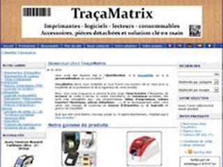 TraçaMatrix : Solutions d'impression d'étiquettes