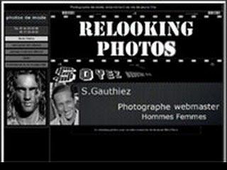 Steeve Gauthiez : Relooking et book photos.