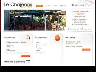 Le Chajeanri, pizzeria bar restaurant grill