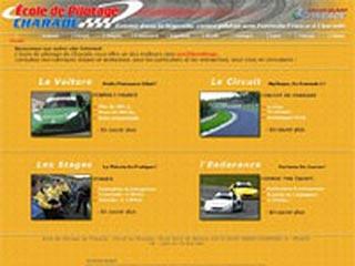 Charade pilotage : Stages de pilotage sur circuit