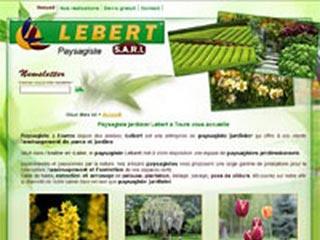 Lebert paysagiste, jardiniers paysagistes