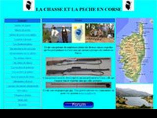 La chasse et la pêche en Corse