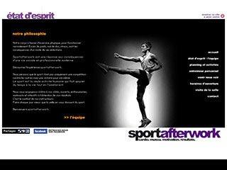 Sportafterwork, salle de sport à Mérignac