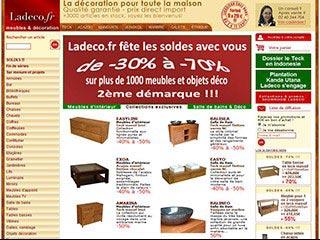 Ladeco, meubles et mobilier d'intérieur en bois exotiques