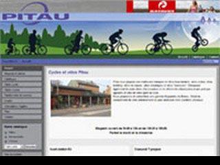 Cycles et vélos Pitau