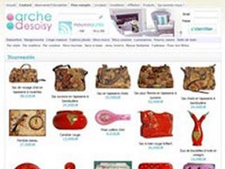Arche de Soisy, cadeaux et objets de décoration