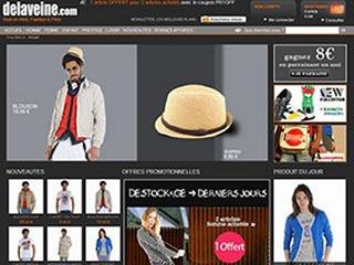 Delaveine : Vetements Fashion pas cher pour Homme