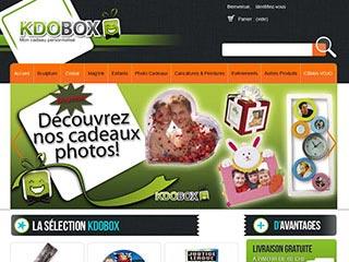 Kdobox.ch - Idées cadeaux personnalisées