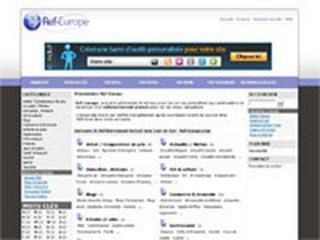 Ref Europe, annuaire de Référencement Gratuit