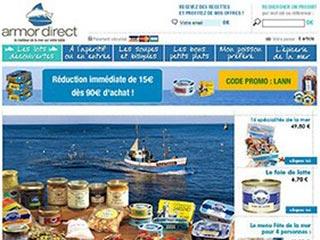 Armor Direct, les meilleurs produits bretons de la mer