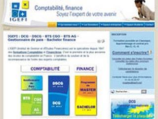 IGEFI : Formation comptable et financière