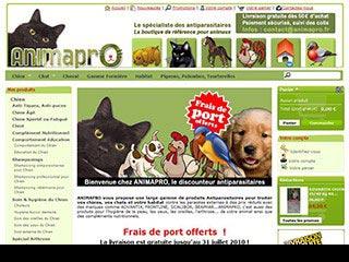 Animapro, spécialiste antiparasitaires