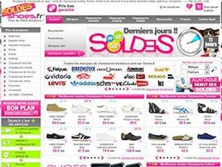 Shoes FR, boutique de chaussure de marque en ligne