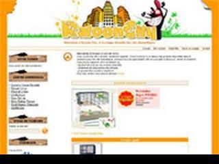 Ratoon City, la boutique virtuelle des rats domestiques