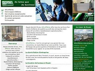 Alfa Affaires : Domiciliation d'Entreprise à Rouen