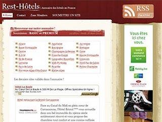 Rest Hotels, l'annuaire des hôtels en France