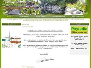 Atelier Oléa : Architecte paysagiste à aix les bains