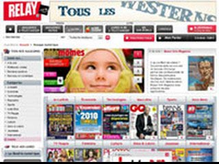 Relay.com : Magazines, Revues a telecharger