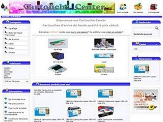 Cartouche Center, cartouches pour imprimante